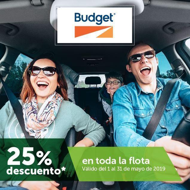 Foto de 25% de descuento en Budget