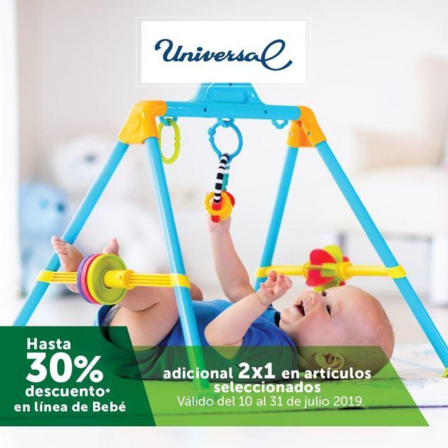 Foto de Hasta 30% de descuento en línea de bebe y 2x1 en artículos seleccionados