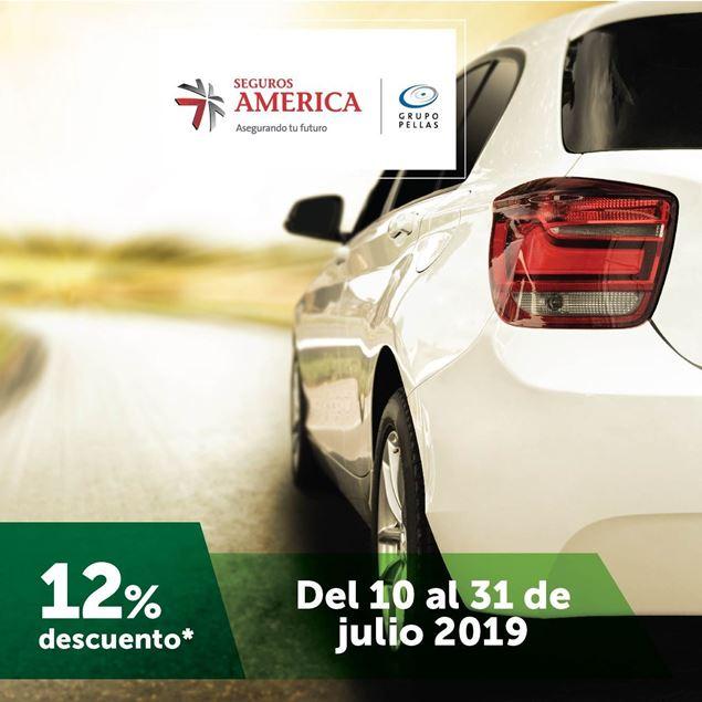 Foto de -12% en seguro obligatorio con Seguros América