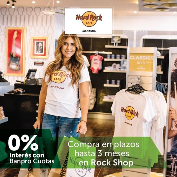 Foto de ROCK SHOP de HARD ROCK CAFÉ