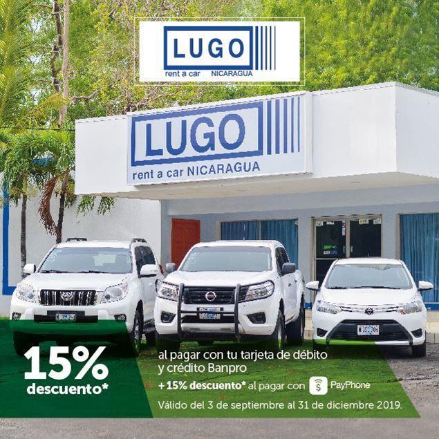 Foto de -15% en rentas en Lugo Rent a Car