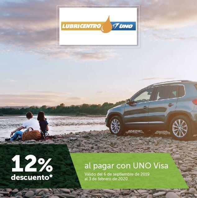 Foto de 12% de descuento en Lubricentros del pais.