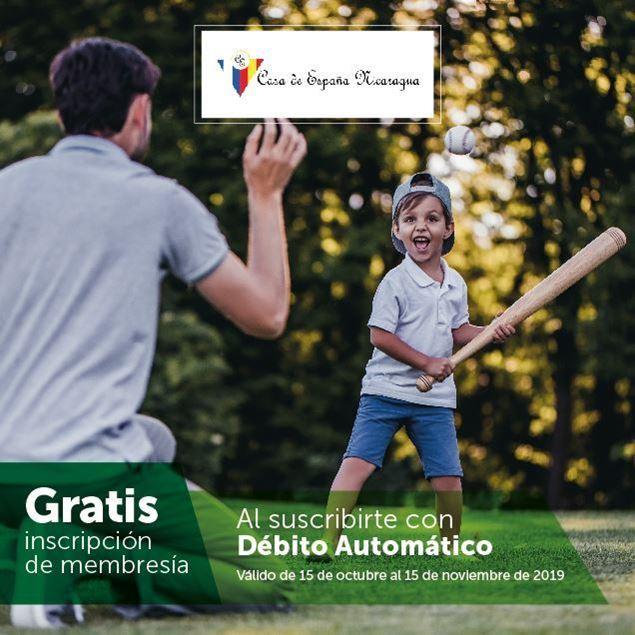 Foto de Membresía gratis en Casa de España