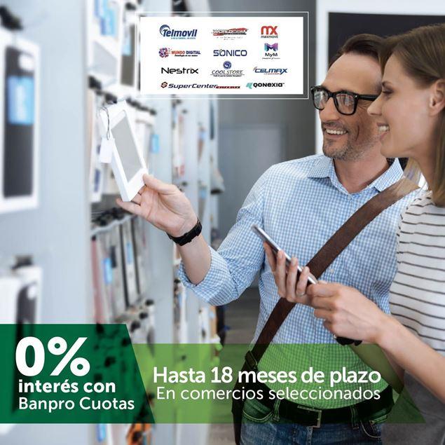 Foto de Banpro Cuotas TIENDAS TECNOLÓGICAS