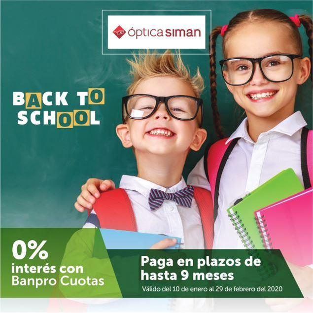 Foto de Banpro Cuotas ÓPTICAS SIMAN