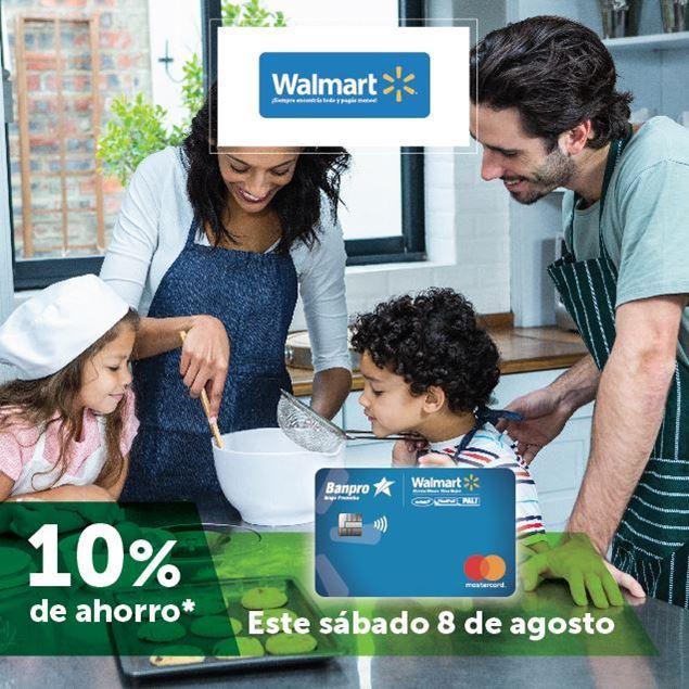 Foto de 10% de ahorro en WALMART