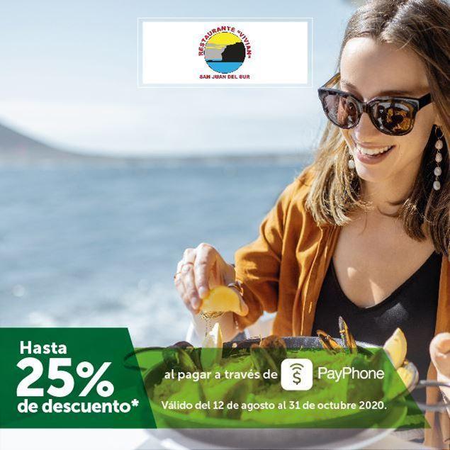 Foto de Hasta -25% al pagar con PayPhone en Restaurante Vivian
