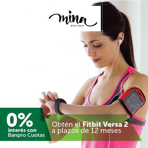 Foto de Hasta 12 meses sin intereses en relojes Fitbit Versa 2 de MINA BOUTIQUE