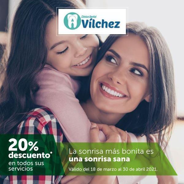 Foto de 20% de descuento en Clínica Dental Vílchez