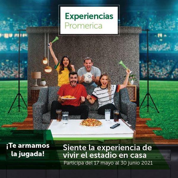 Foto de Experiencia Promerica – El Estadio en casa